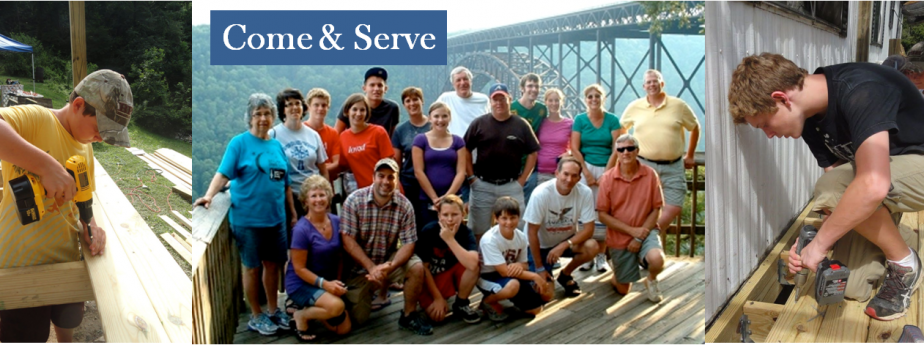 Come & Serve